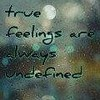 feelingsundefined